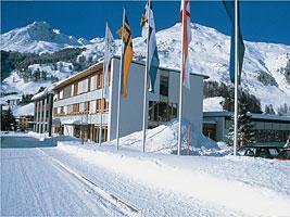 Standort Davos (SLF)