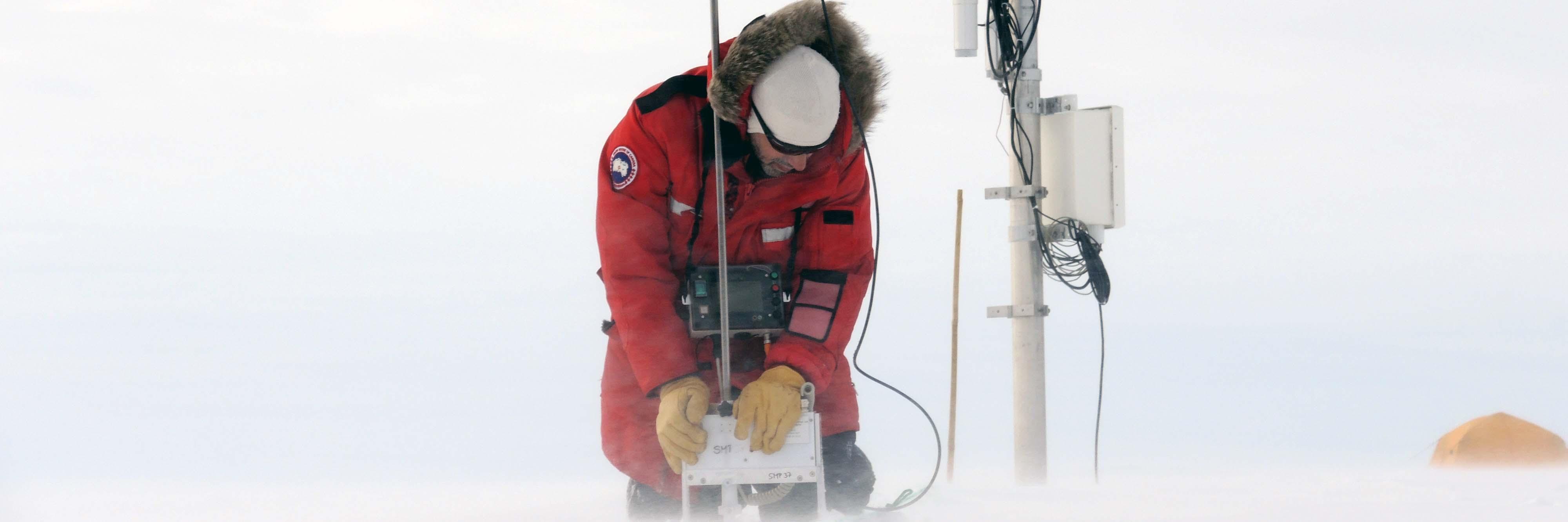 Polar snowpack - WSL